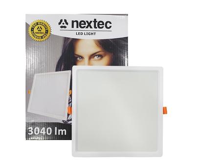 Quadratische Deckenleuchte 225x225 32W Neutral