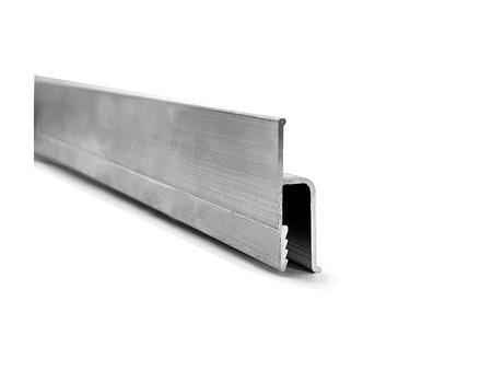 Profil aluminiowy typu h harpun