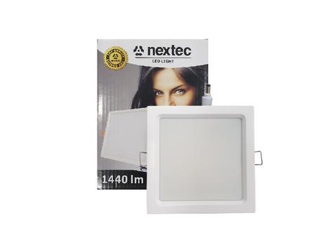 Quadratische Deckenleuchte 120x120 16W Neutral (1)